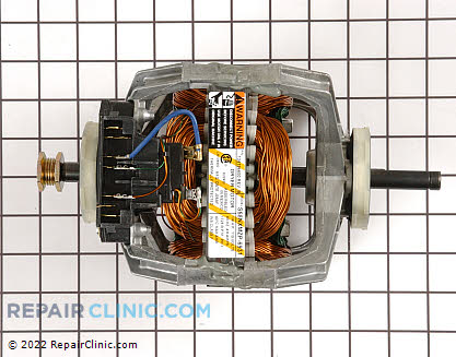 Frigidaire Motor and Pulley Assembly