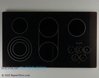 Glass Cooktop (OEM)  W10140999