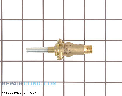 Surface Burner Valve (OEM)  WB21K10083, 1473782