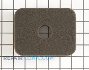 Air Filter - Part # 1617360 Mfg Part # 17211-ZE1-000