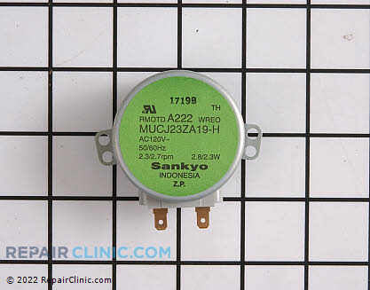 Turntable Motor (OEM)  RMOTDA222WRE0 - $63.80