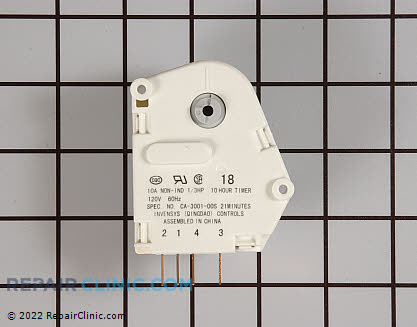 Defrost Timer 63001353        Main Product View
