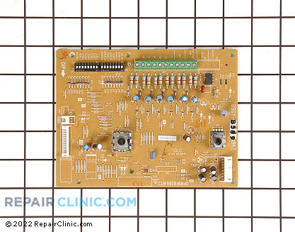 User Control and Display Board (OEM)  WP26X10026 - $106.45
