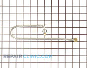 Gas Tube or Connector - Part # 255882 Mfg Part # WB28K10010