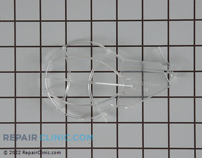 Light Lens Cover (OEM)  WR02X10729, 912853