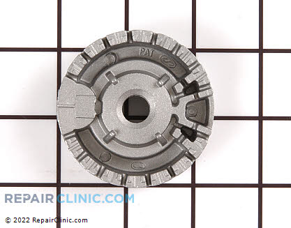 Surface Burner Base (OEM)  318148001