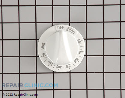 Thermostat Knob WB03X10029      Main Product View