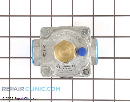 Montgomery Wards Stove Pressure Regulator