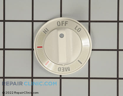 Control Knob WB3K5243 Main Product View