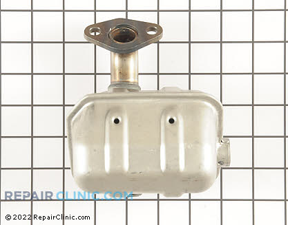 Muffler, Honda Power Equipment Genuine OEM  18310-ZF1-000 - $62.85