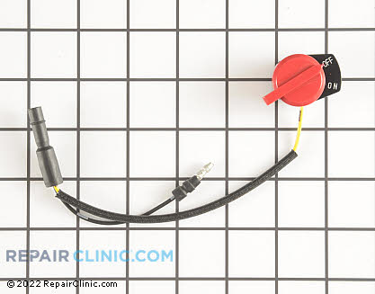 On - Off Switch, Honda Power Equipment Genuine OEM  36100-ZH7-003
