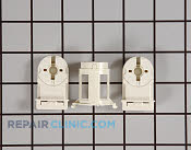 Light Socket - Part # 906646 Mfg Part # 814552