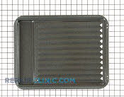 Broiler Pan - Part # 261713 Mfg Part # WB49X5584