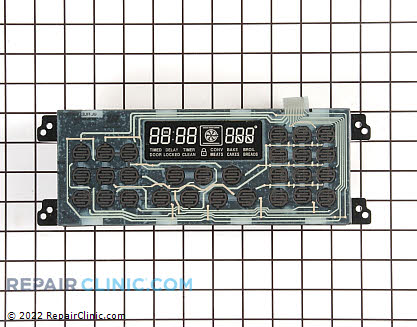 Oven Control Board 316418704       Main Product View