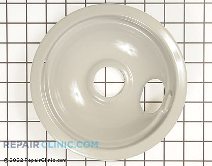 6 Inch Burner Drip Bowl 318067080       Main Product View