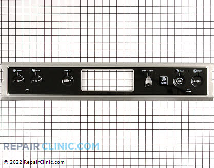 Kenmore Stove Control Panel Trim