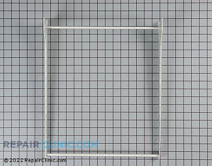 Shelf Frame (OEM)  WR71X10237 - $19.85