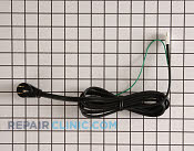 Power Cord - Part # 1186048 Mfg Part # 63001570