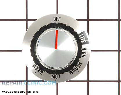 Montgomery Wards Surface Burner Control Knob