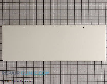 "Panel, broil door,30"" 06513100W Main Product View"