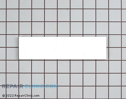 Admiral Dishwasher Trim Piece