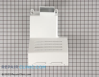 Air Duct WR17X11792 Main Product View