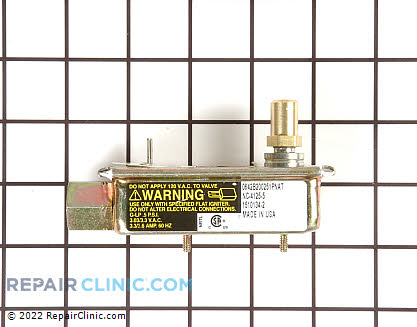 Thermador Oven Oven Safety Valve