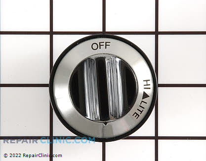 Tappan Burner Control Knob