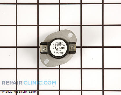 High Limit Thermostat (OEM)  WE4M80 - $17.15