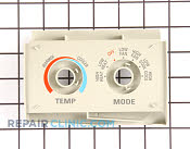 Control  Panel - Part # 912330 Mfg Part # WJ12X10050