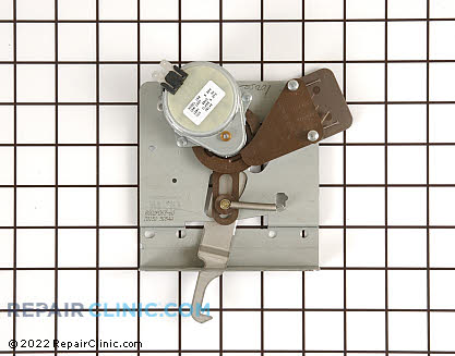 Maytag Door Latch Assembly with Switches