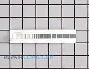 Slide assy control vp - Part # 295034 Mfg Part # WR17X3905