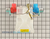 Water Inlet Valve - Part # 1451150 Mfg Part # W10140917