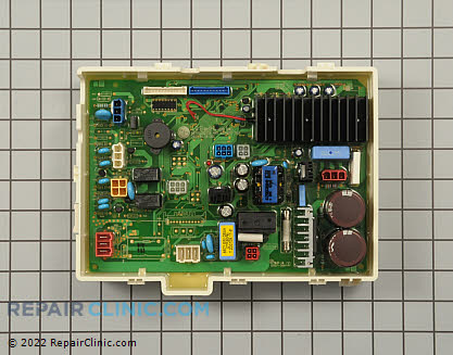 Main Control Board 6871ER1058A     Main Product View