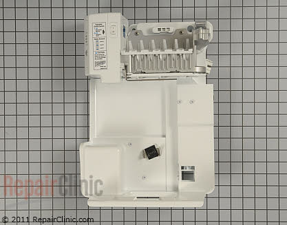 Ice Maker Assembly (OEM)  4681JA1006D - $220.65