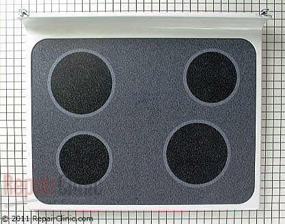 Glass Cooktop (OEM)  WB62T10021