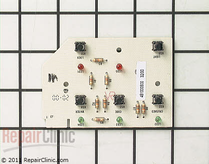 Dispenser Control Board (OEM)  61005277 - $28.00