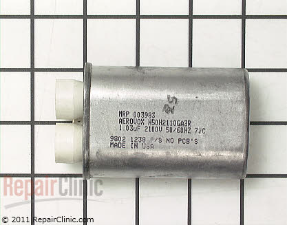High Voltage Capacitor (OEM)  5308037624 - $57.56