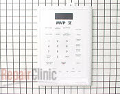 Touchpad and Control Panel - Part # 651616 Mfg Part # 56001260