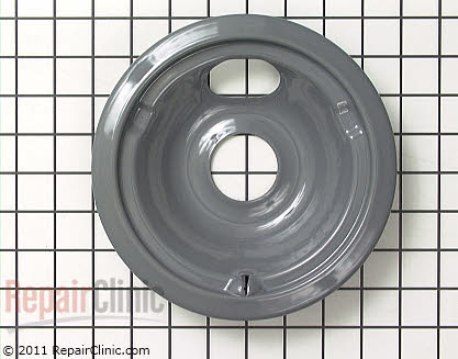 6 Inch Burner Drip Bowl (OEM)  WB31K5043