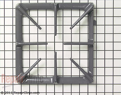 Burner Grate (OEM)  WB31K68, 257987