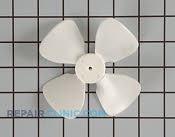Blower motor fan blade - Part # 1014171 Mfg Part # 2B72125A