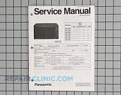 Repair Manual - Part # 1164542 Mfg Part # SMNNS950WA