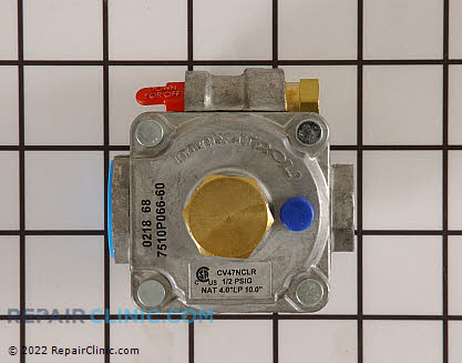 Pressure Regulator (OEM)  74001931