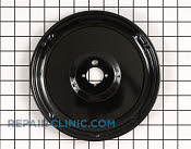 Burner Drip Bowl - Part # 257960 Mfg Part # WB31K5077