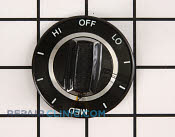 Control Knob - Part # 256458 Mfg Part # WB3K5069