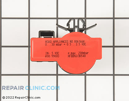 Pressure Switch 8061664 Main Product View
