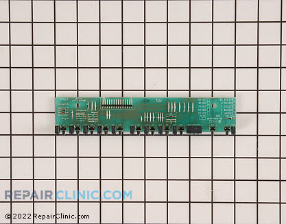 User Control and Display Board (OEM)  8270168