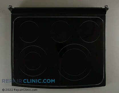 Glass Cooktop (OEM)  WB62T10475