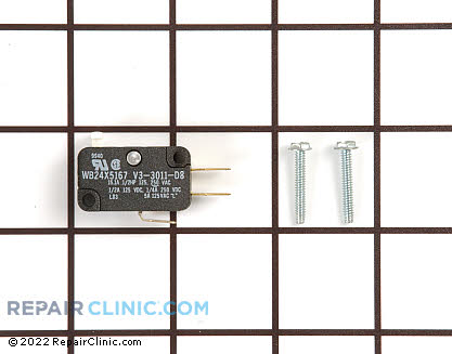 Door Switch WB24X5167       Main Product View